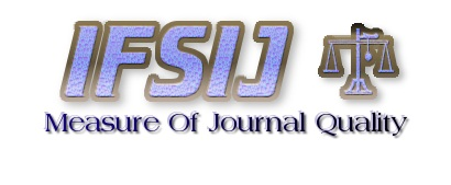 IFSIJ Measure of Journal Quality